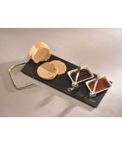 Service a foie gras 6 pieces
