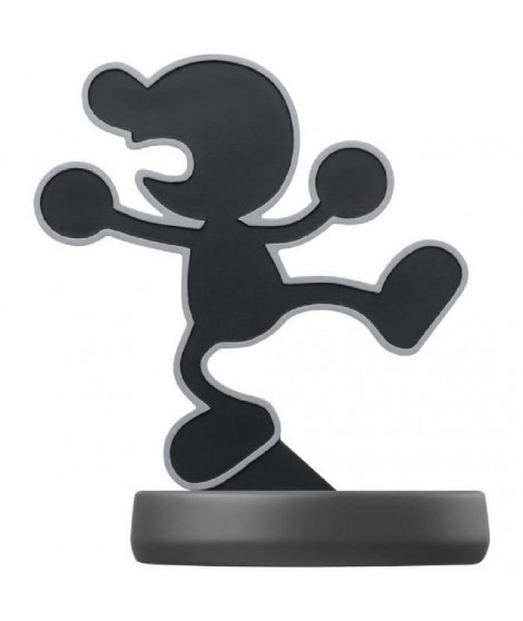 Figurine Amiibo Game & Watch Super Smash Bros N°45