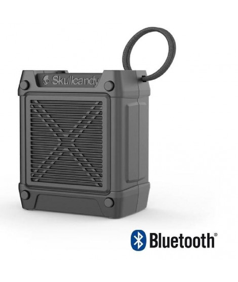 SKULLCANDY SHRAPNEL Enceinte bluetooth portable anti-choc