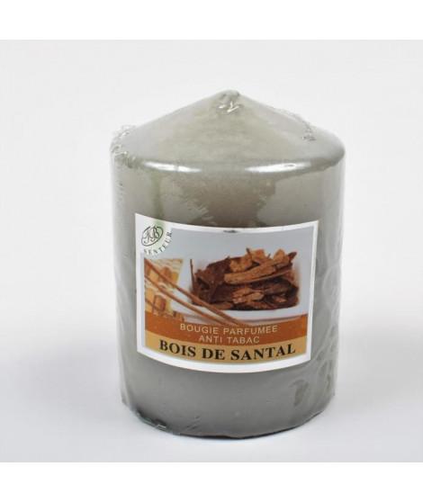 Bougie parfumée Bois de santal - 7.5 x10cm