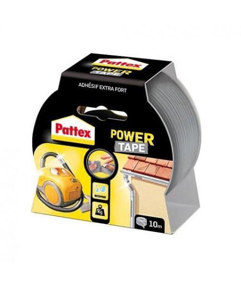 Adhésif super puissant Power tape Pattex Gris L10m