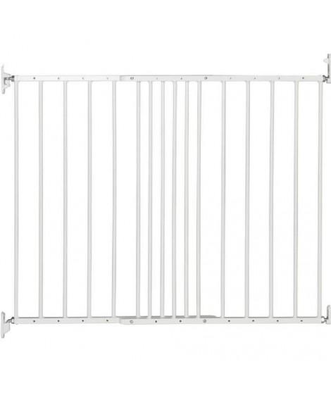 BABY DAN Multidan Barriere Métal Blanc 62,5 - 106,8 cm