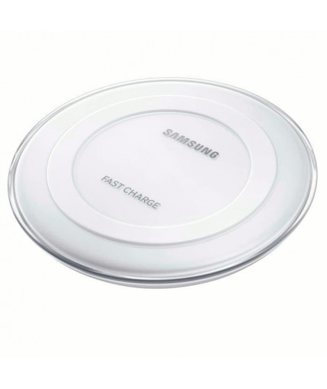Samsung Chargeur a induction rapide - Blanc
