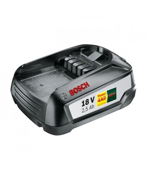 BOSCH Batterie 18 V Li 2,5 Ah