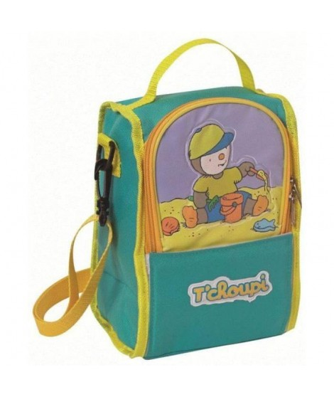 T'CHOUPI Sac Isotherme Lunch Pour Enfant Cijep