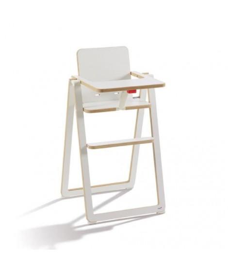 SUPAFLAT chaise haute - blanc
