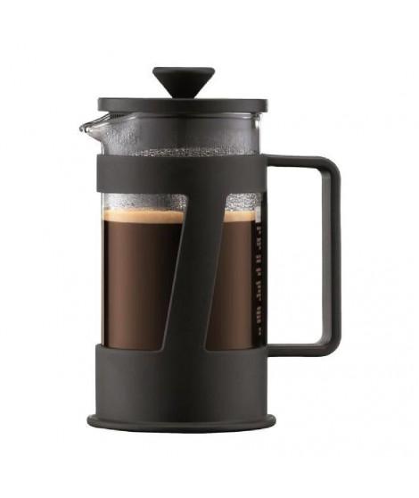 BODUM Cafetiere a piston CREMA capacité 3 tasses 0,35L noir