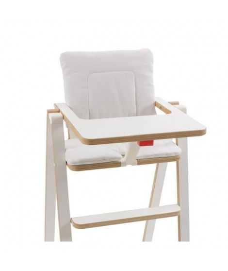 SUPAFLAT Coussin de chaise haute - vanilla marshmallow