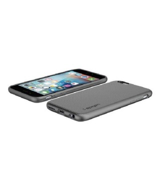 Coque Spigen Capsule iPhone 6/6s gris