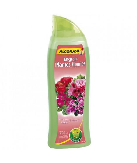 ALGOFLASH Engrais Plantes Fleuries - 750ml
