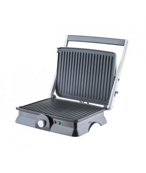 H.KoeNIG GR20 Grille-viande électrique ? Noir et Inox