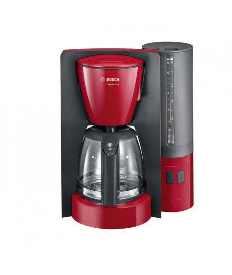 BOSCH - Cafetiere filtre TKA6A044 rouge