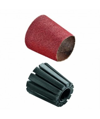 Support pour abrasif conique PRR 30mm + abrasif