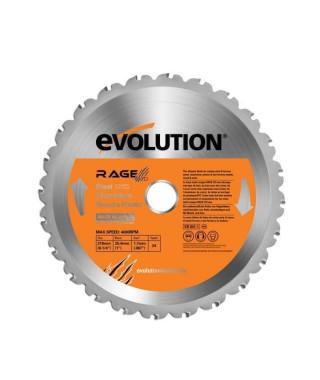 EVOLUTION Lame multi-matériaux Lamrage3S 210mm
