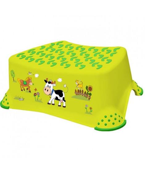 "PLASTOREX Marche-pieds ""Funny farm"" - Vert"