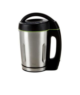 DOMO DO498BL Mixeur a soupe ? Capacité: 1.6L ? Inox/Noir/Vert