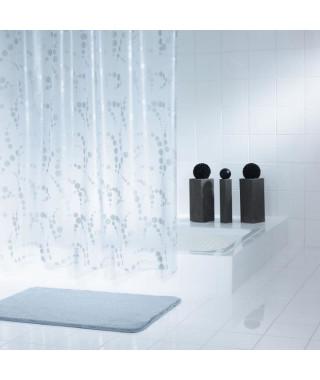 RIDDER Rideaux de douche en plastique - Dots