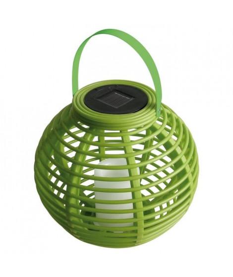 MUNDUS Lanterne colorée - Ø22.5 cm - Vert