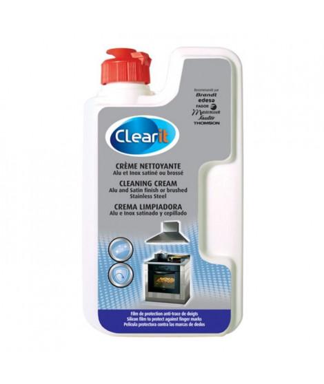 Creme nettoyante Aluminium et Inox - 250 ml