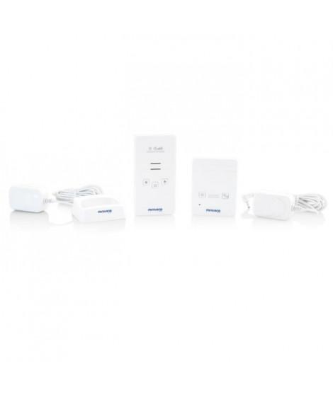 MINILAND BABY Babyphone Digital Easy  - Blanc