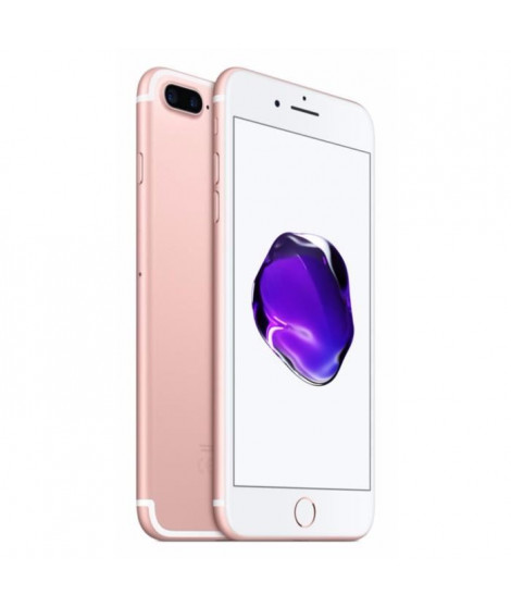APPLE iPhone 7 Plus 128 Go Rose Or