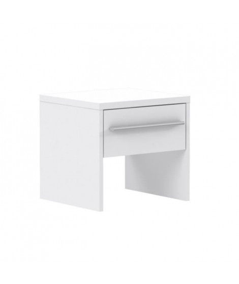 FINLANDEK  Chevet  39x37 cm  blanc PEHMEA