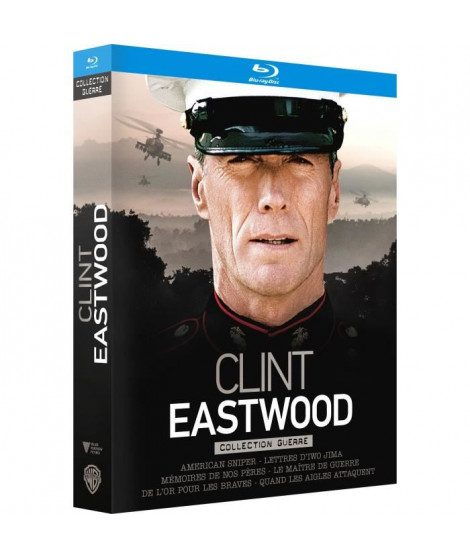 Clint Eastwood Collection Guerre - Coffret Blu-Ray