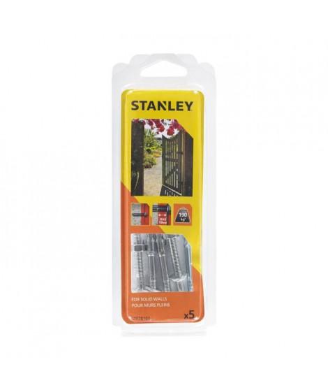 STANLEY Kit murs pleins pret a installer pour portillon STF78103-XJ