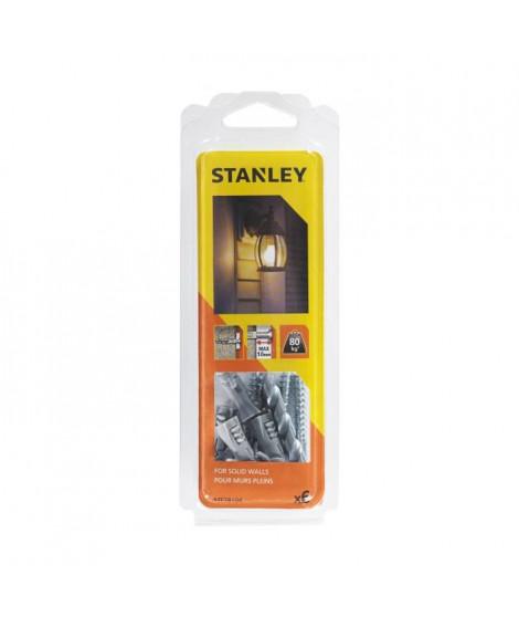 STANLEY Kit murs pleins pret a installer pour luminaire extérieur STF78104-XJ