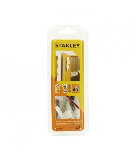 STANLEY Kit de 5 fixations et accessoires pour porte STF78110-XJ
