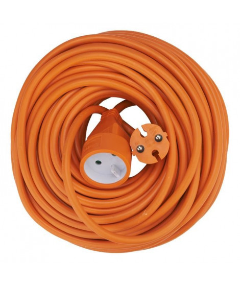 DEBFLEX Rallonge 25 m 16 A orange