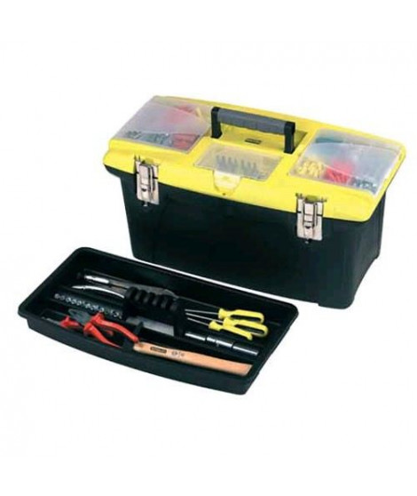 "STANLEY Boite a outils vide Jumbo 19"" 48cm"
