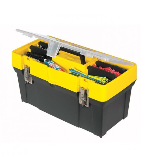 STANLEY Boîte a outils organiseur modulable vide