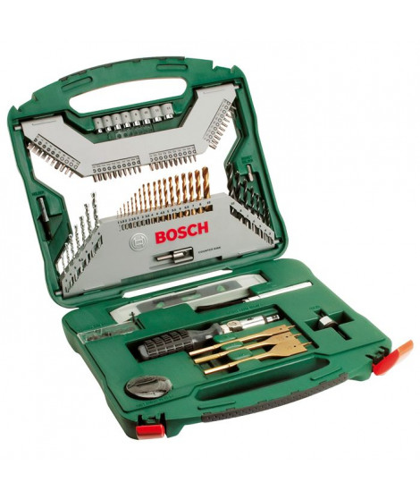 BOSCH Coffret X-Line 100 pieces