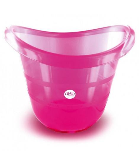 DBB REMOND Baignoire Tub Nouveau Né Rose Translucide