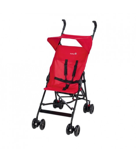 SAFETY 1ST Poussette Peps + Canopy Plain red