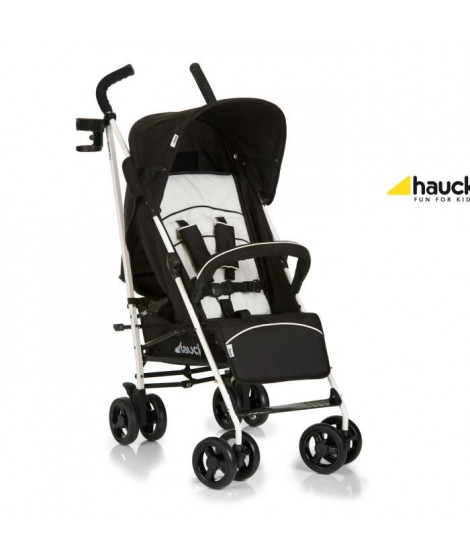 Hauck Poussette canne Speed Plus En S-Night + Rc