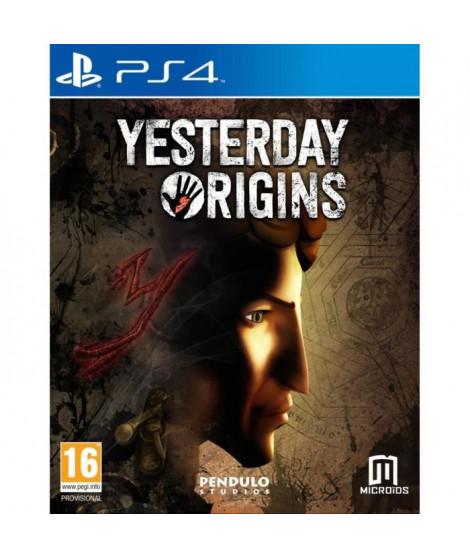 Yesterday Origins Jeu PS4