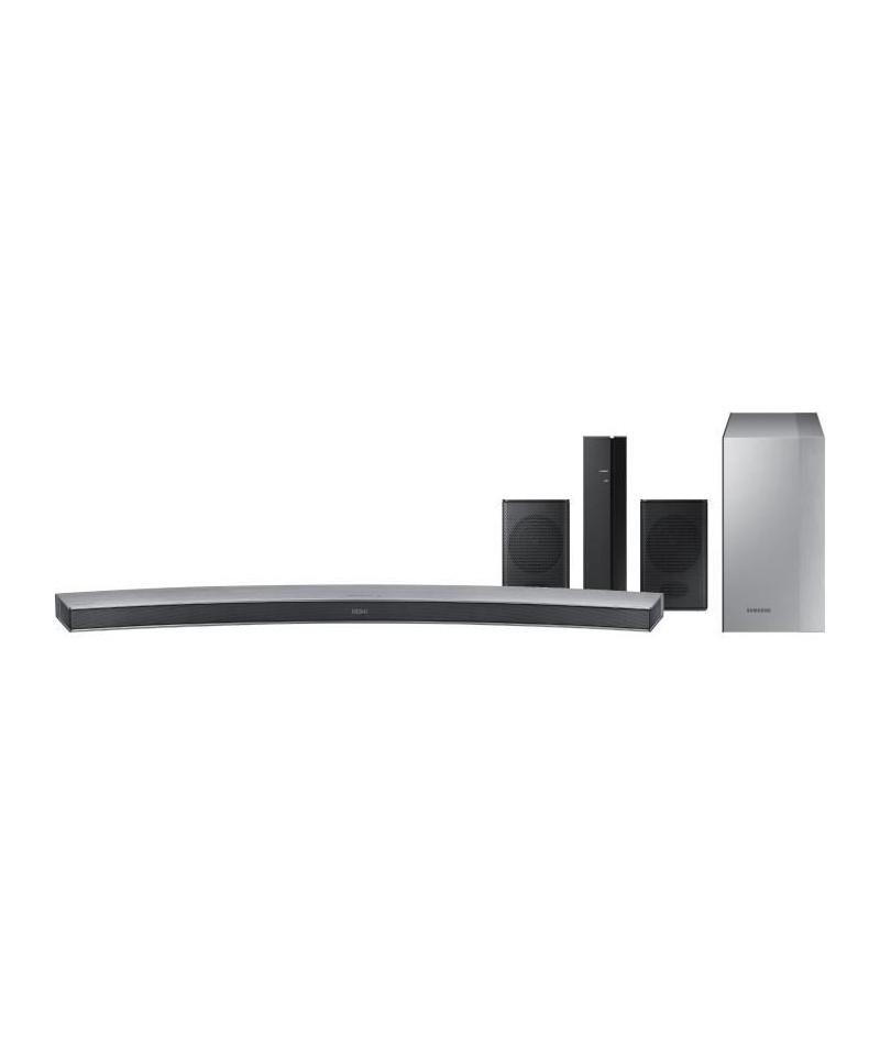 pack samsung hw m4501 barre de son incurv e 2 1 bluetooth 260w caisson de basse sans fil. Black Bedroom Furniture Sets. Home Design Ideas