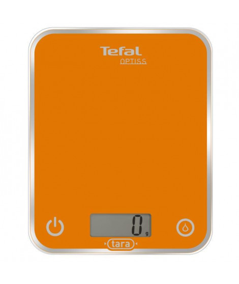 Balance de Cuisine - TEFAL Optiss Orange BC5001V1