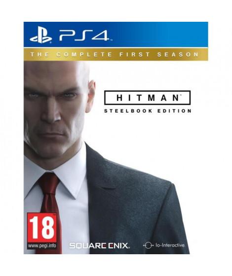 Hitman : L'Intégral de la Premiere Saison Jeu PS4