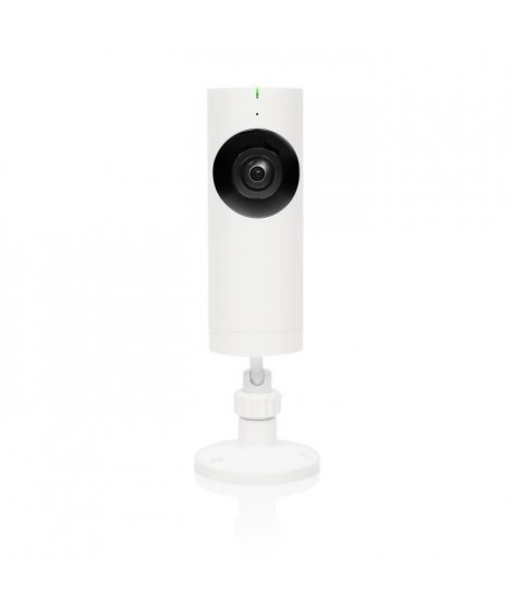 SMARTWARES Caméra de surveillance HD IP 180° a usage intérieur