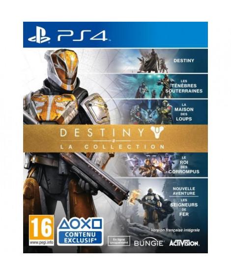 Destiny : La Collection Jeu PS4