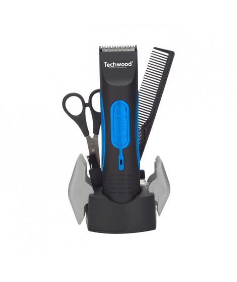 Techwood Tondeuse sans fil TTS-08