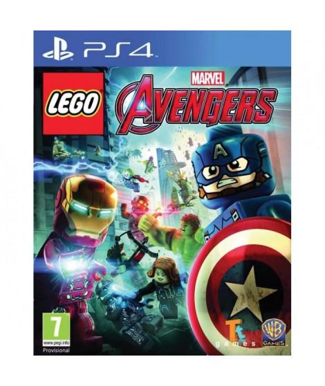 LEGO Marvel's Avengers Jeu PS4