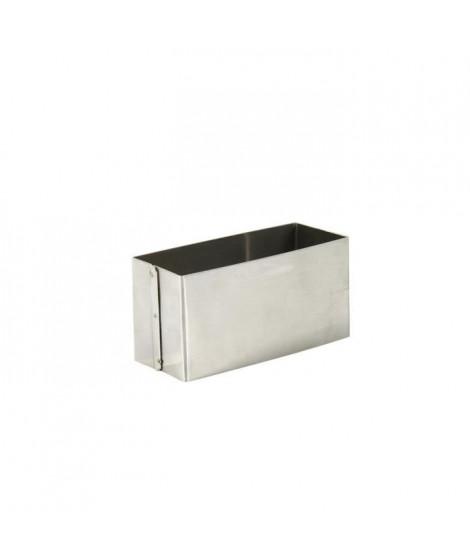 EQUINOX Emporte piece 9x35,5x4,5 cm gris