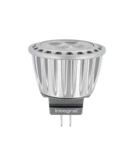 INTEGRAL LED Ampoule Spot MR11 GU4 3.7W équivalent a 20W 4000K 320lm