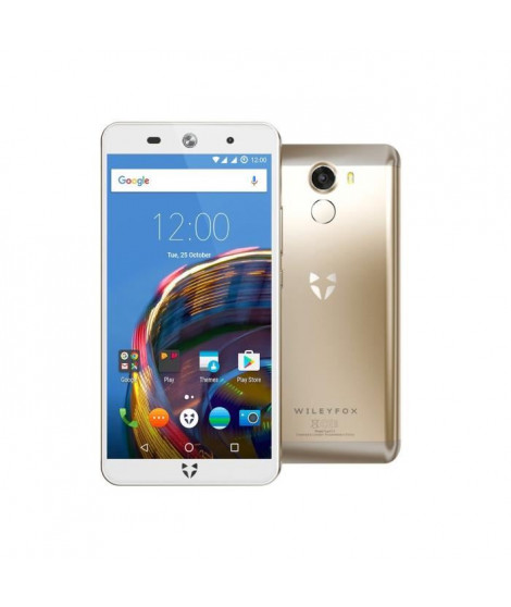 Wileyfox Swift 2 Plus 32 Go Champagne Doré