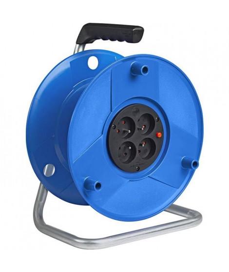 BRENNENSTUHL Enrouleur standard S livré tambour vide capacité 50m