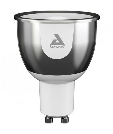 AWOX Ampoule spot LED GU10 SmartLIGHT connectée blanche dimmable